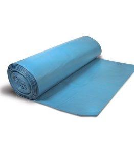 bolsas azules de 85x105