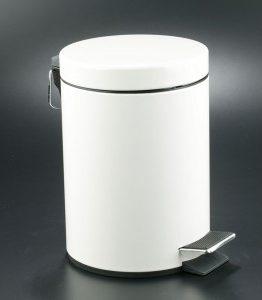 papelera-a-pedal-blanca-5-litros