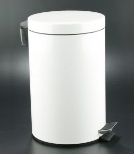 papelera-a-pedal-blanca-20-litros